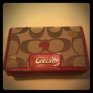 Coach wallet/ card holder ♥️